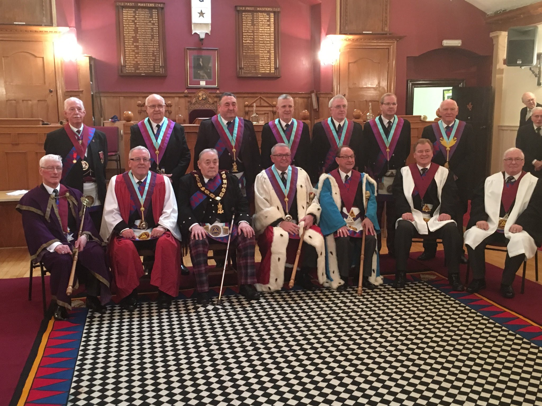 Meet the Team - Provincial Grand Royal Arch Chapter of